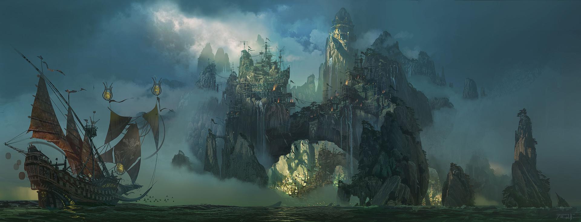 Bilgewater - Regions - Universe of League of Legends