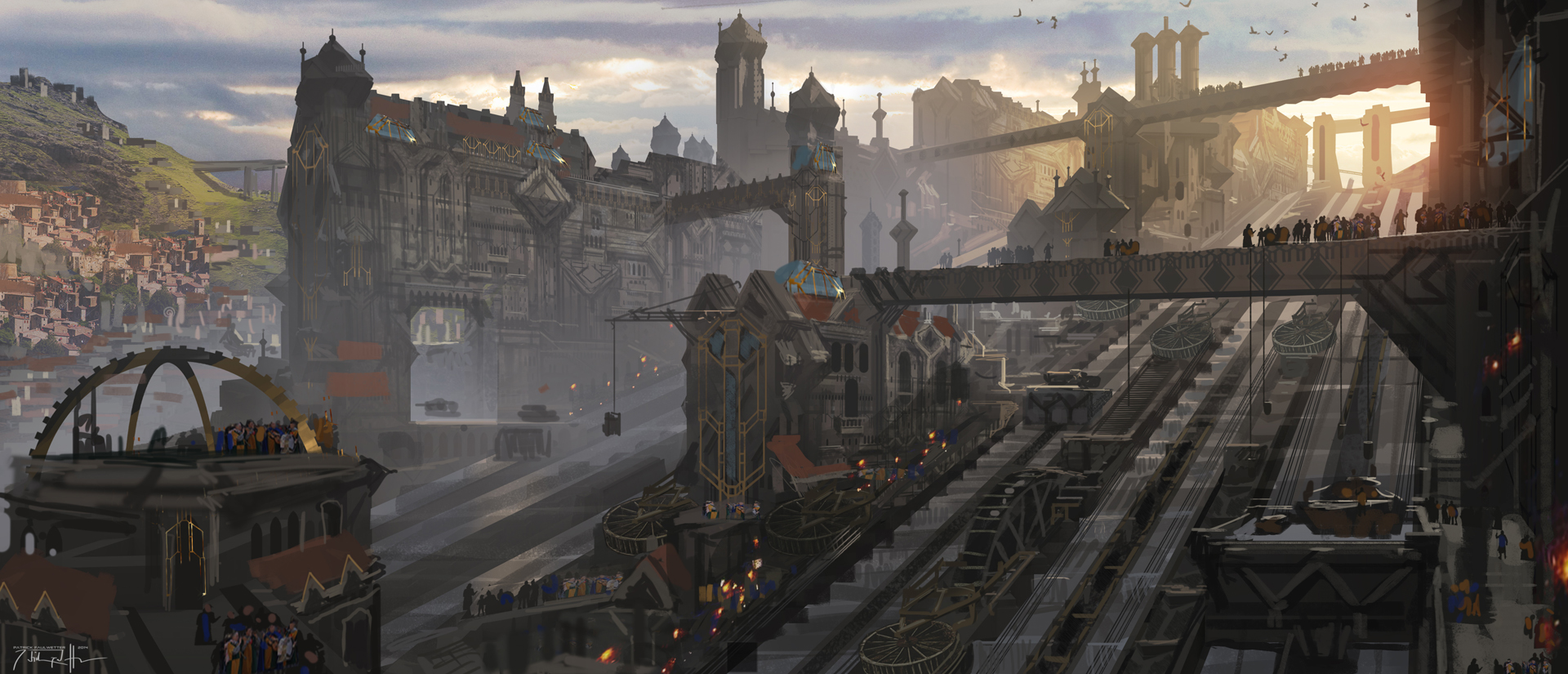 Piltover, the City of Progress (Open Canon RP Hub