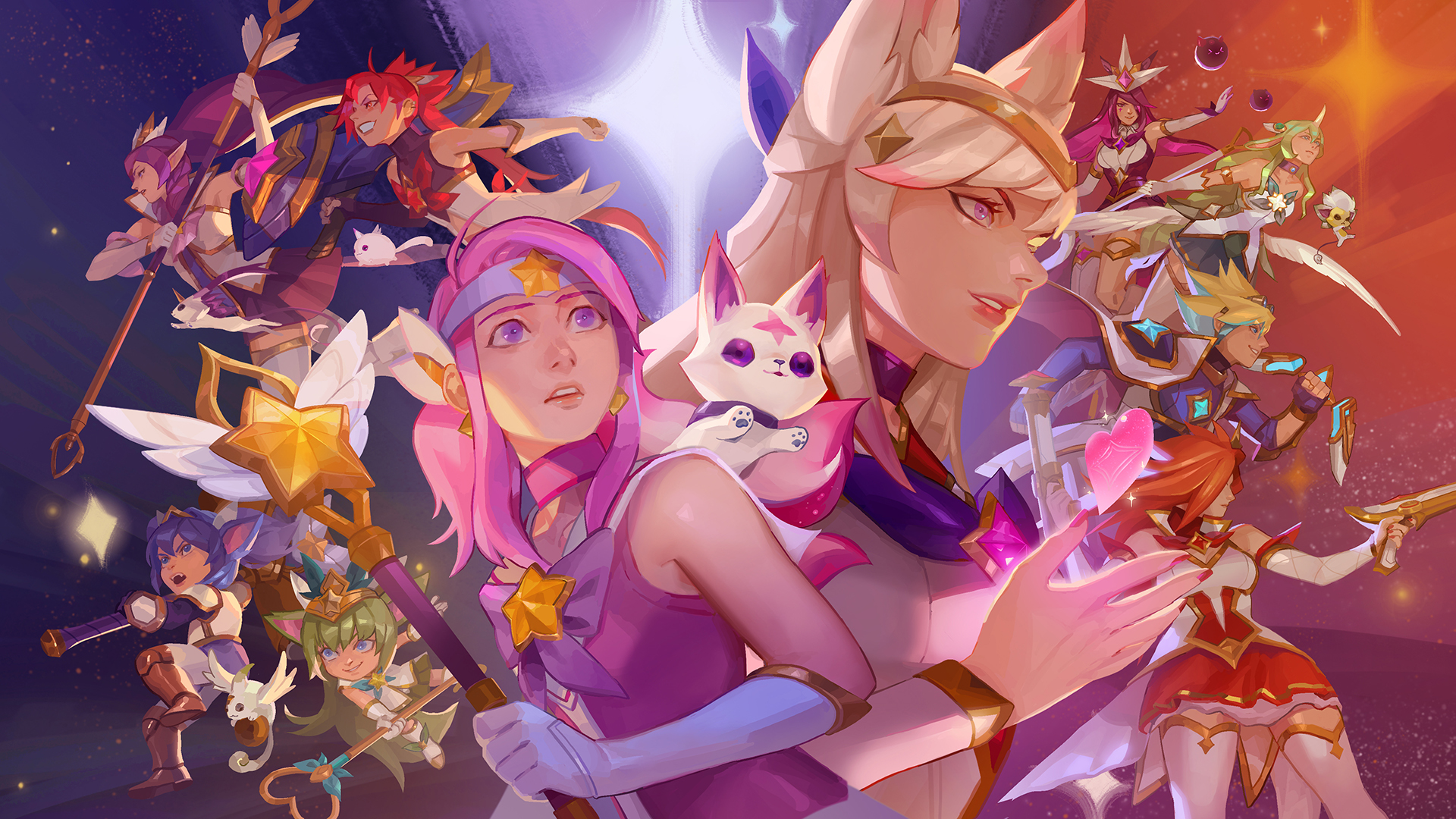 Starfall Universe Of League Of Legends