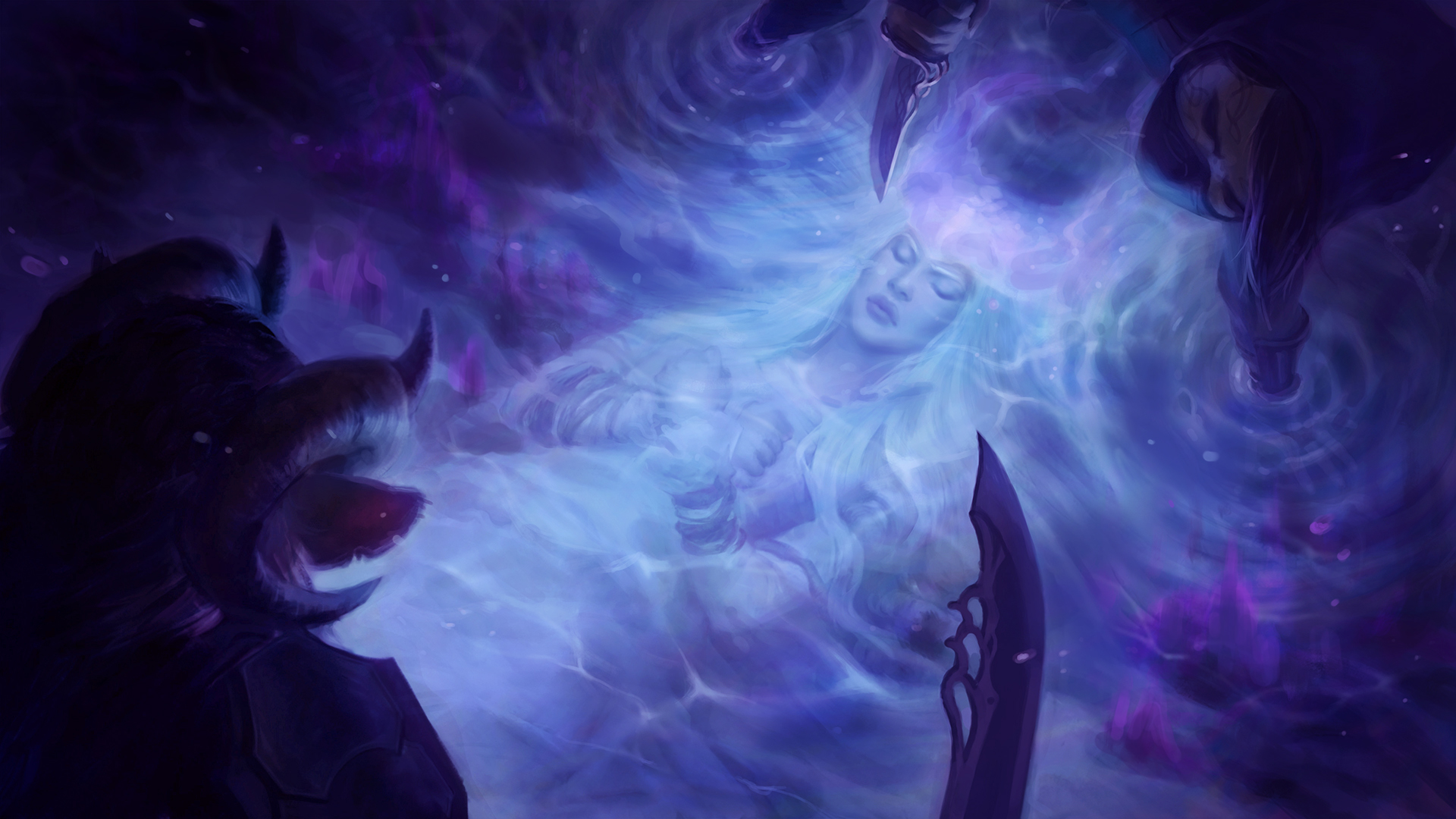 the dreaming pool universe of league of legends