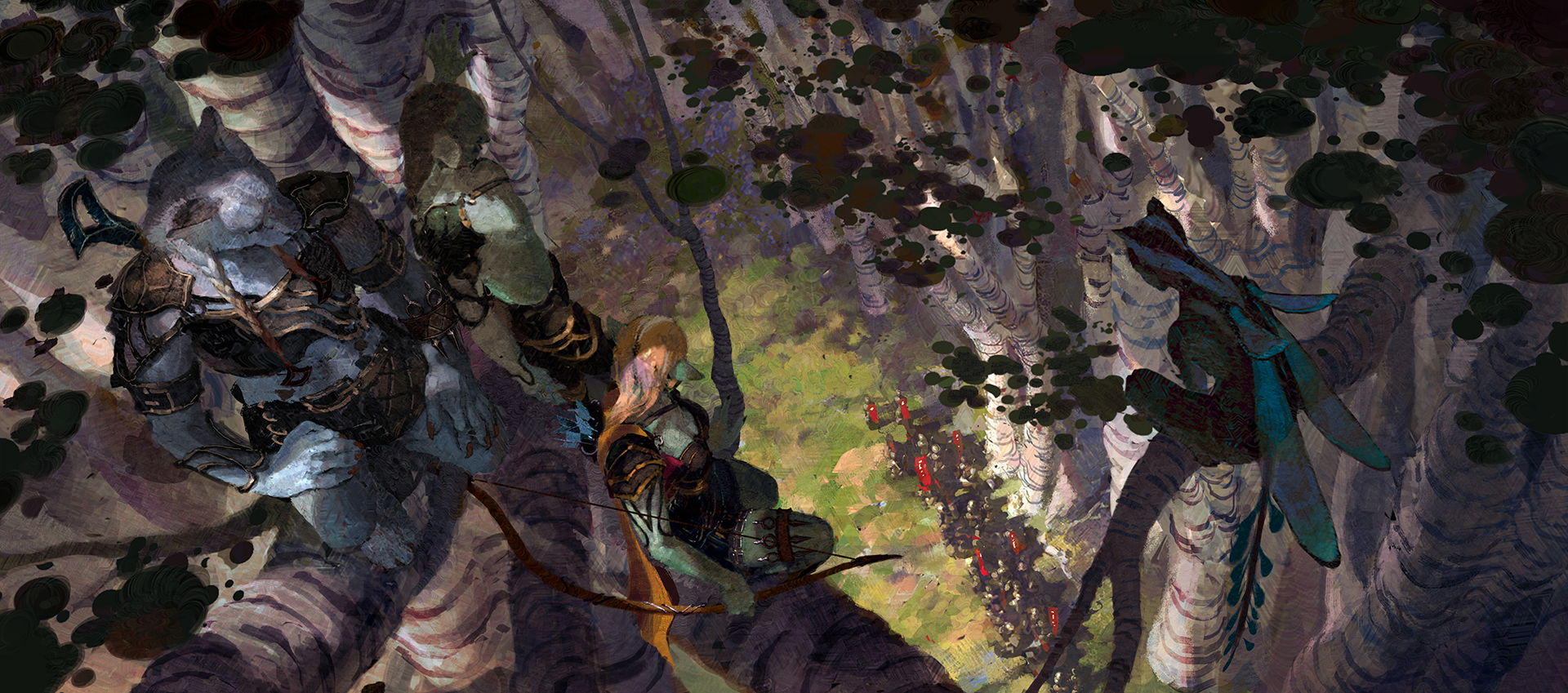 Surrender At 20 Vastaya Lore Stories Ahri Rengar Nami Wukong