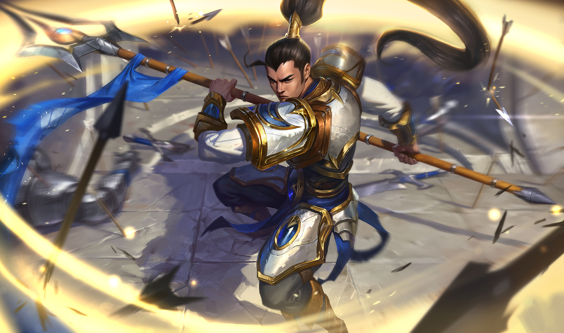 Image result for xin zhao